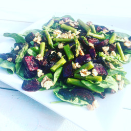 Brownies Beetroot Salad