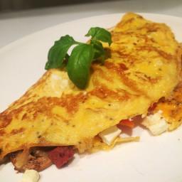 Browns Omelette
