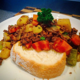 Browns Savoury Mince