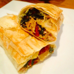 Browns Smoked Chicken Parcels