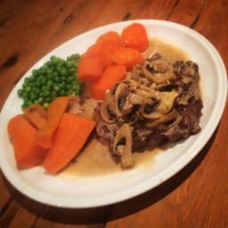 Browns Steak Frangelico