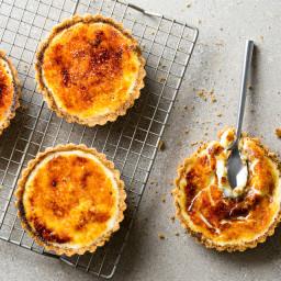 Brûléed Key Lime Pies