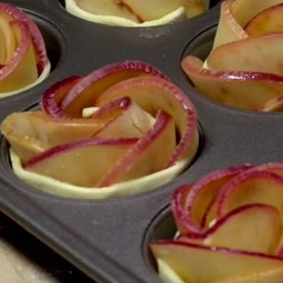 Brunch - Apple Rose Rolls