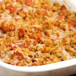 Bruschetta Chicken Bake