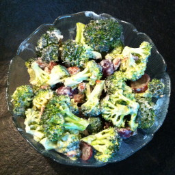 Brussel Sprouts w/ Bacon and Walnuts
