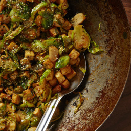 brussel+sprouts+stir+fry recipes | BigOven