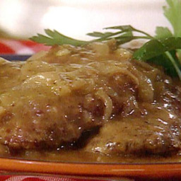 Bubba's Country-Fried Steak and Gravy