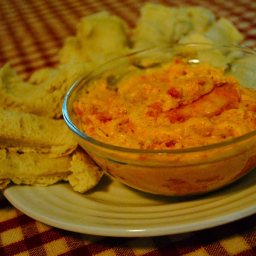 Buffalo Shrimp Dip