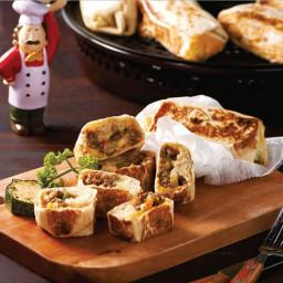Bulgogi Burrito