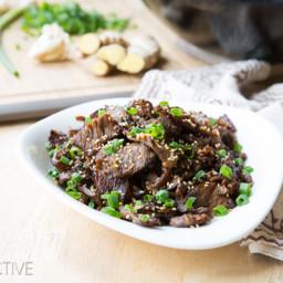 Bulgogi Korean BBQ