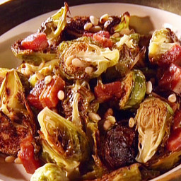 Bumped-Up Brussels Sprouts