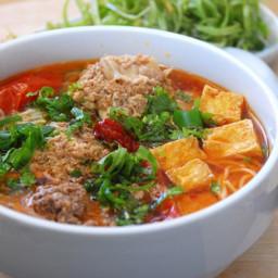 Bun Rieu Recipe - How to make Bun Rieu quickly