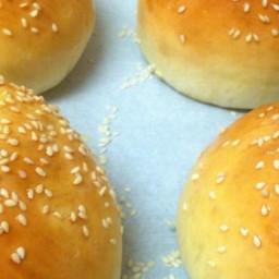 Burger or Hot Dog Buns Recipe