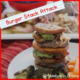 Burger Stack Attack
