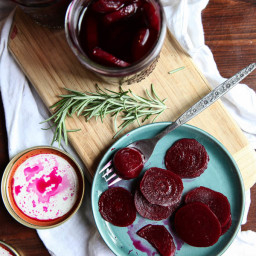 Burr Trail Grill Pickled Beets