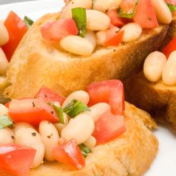 Bush's(r) Italian Bean Bruschetta