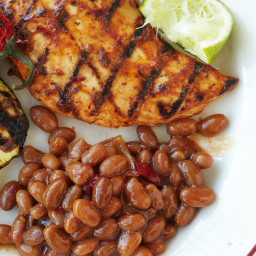Bush's(r) Mango Chipotle Chicken