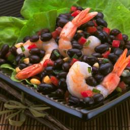 Bush's(r) Silk Road Black Bean Salad