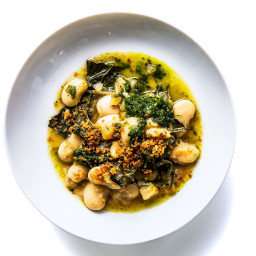 Butter Bean Ragout
