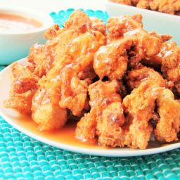 Butter Milk Chicken Nuggets