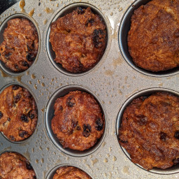 Butter Tart Muffins