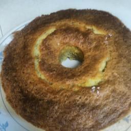 Buttermilk Pound Cake #2