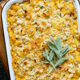 Butternut Squash Mac and Cheese Recipe