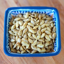 Butternut Squash or Pumpkin Seeds (DELICIOUS!)