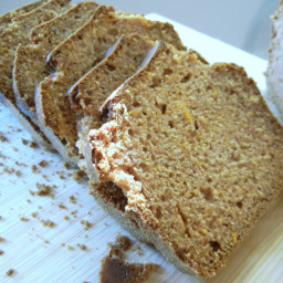 Butternut Squash Quick Bread