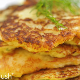 Butternut Squashed Fritters