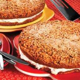Buttery Brunch Breakfast Cake