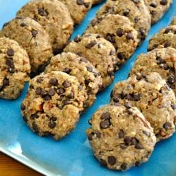 Buttery Pecan Caveman Cookies