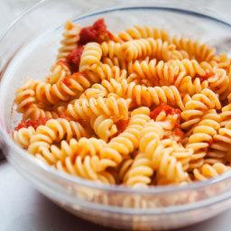 Buttery Tomato Pasta
