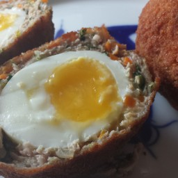 Buzz Feed's Perfect Scotch Eggs