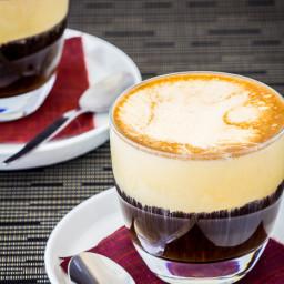 Cà Phê Trứng - Vietnamese Egg Coffee