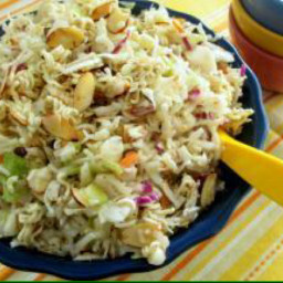 Cabbage-Ramen Salad