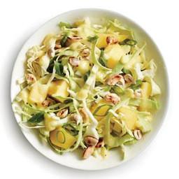 Cabbage with Mango Slaw Vinaigrette