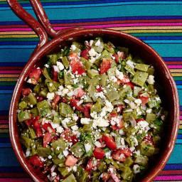 Cactus Salad Recipe
