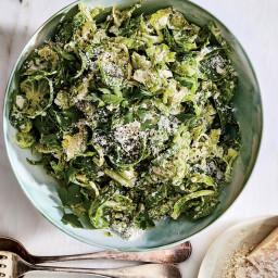 Caesar Brussels Salad