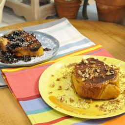 Cafe de la Olla French Toast