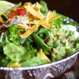 Cafe Rio's Sweet Pork Salad Recipe