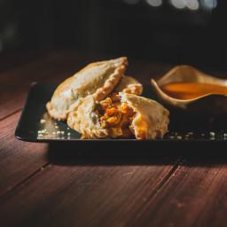 Cajun Empanadas