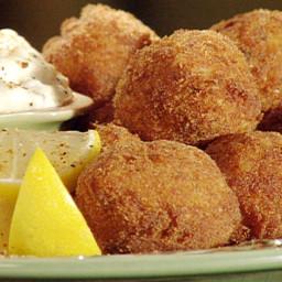 Cajun Seafood Balls