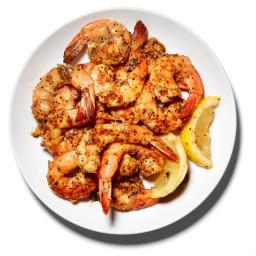 Cajun-Style Broiled Shrimp