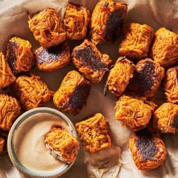 Cajun Sweet Potato Tots