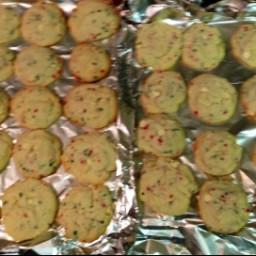 Brickle Cookies Cake Mix