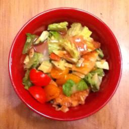 California Avocado Mandarin Salad