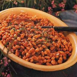 CALIFORNIA BARBECUED BEANS