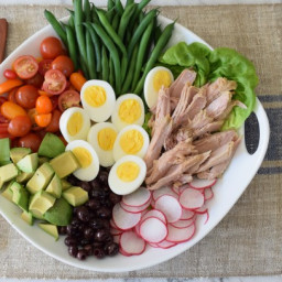 California Nicoise Salad