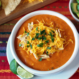 California Pizza Kitchen Sedona White Corn Tortilla Soup Low-Fat